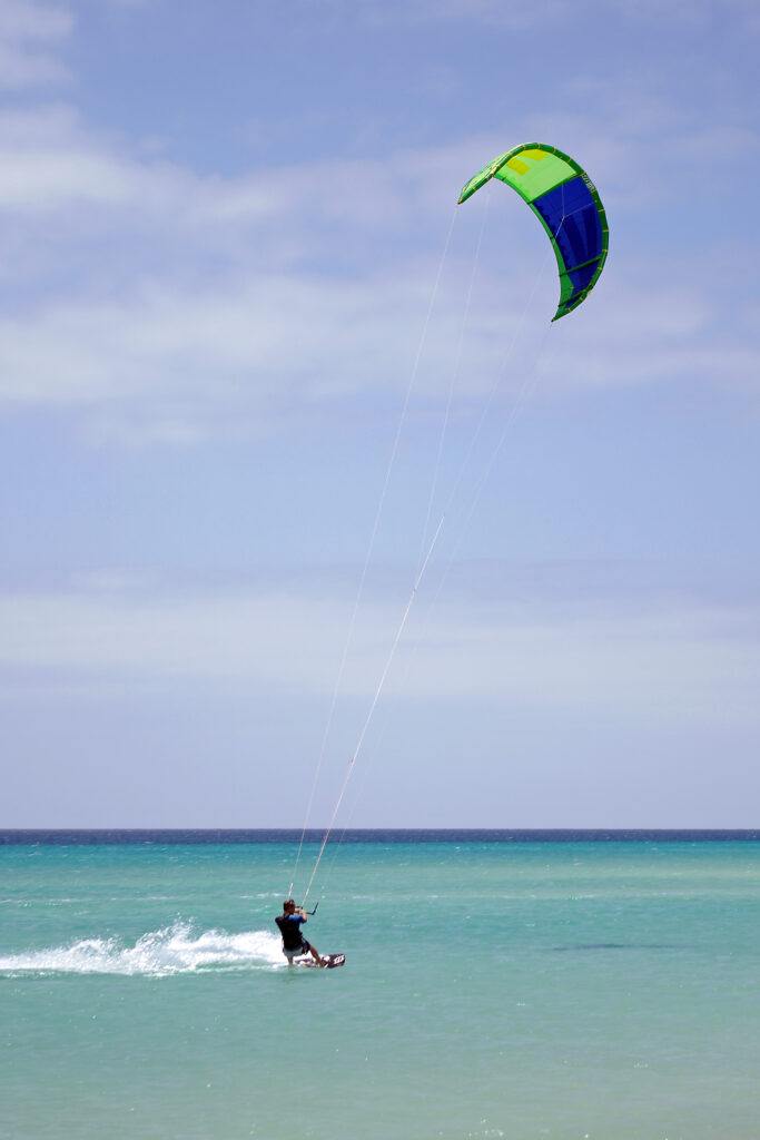 Kitesurfing_Sotavento